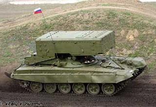 Тяжёлая огнемётная система ТОС-1А
