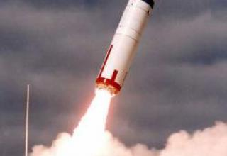Баллистическая ракета подводных лодок UGM-96A Trident-1 C-4