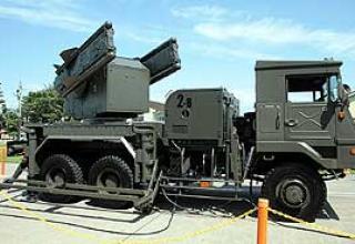 Зенитный ракетный комплекс Tan-SAM (Туре 81)