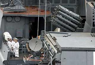 Реактивный комплекс противоторпедной защиты кораблей Удав-1М (РКПТЗ-1М)