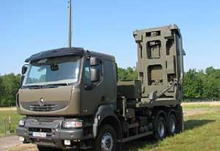Зенитный ракетный комплекс VL MICA