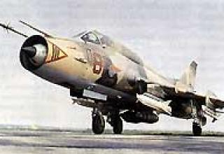 Авиационная тактическая ракета Х-23 Гром