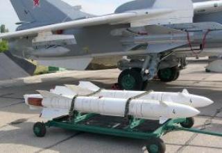 Авиационная тактическая ракета Х-25МР (изделие 714)