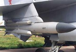 Противорадиолокационная ракета Х-31П (Х-31ПД)