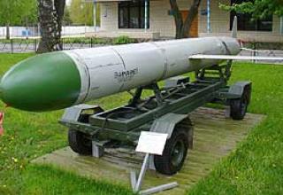 Стратегическая крылатая ракета Х-55 (РКВ-500)