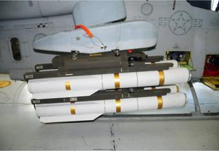 Специалисты компании Lockheed Martin успешно завершили летные испытания ракеты JAGM на морском истребителе F/A-18E/F Super Hornet