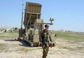 """Израиль потратит на """"Железный купол"""" миллиард долларов"""