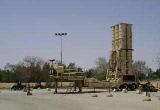 ПУ противоракет Хец-2