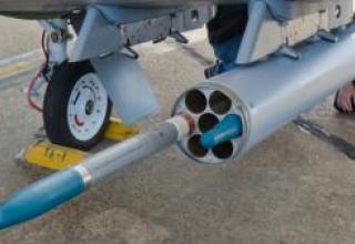 70-мм управляемые ракеты APKWS прошли успешные испытания с самолета AT-6C