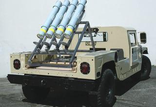 США приступили к испытаниям в Афганистане новой ракеты Griffin B