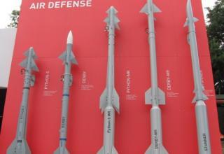 Rafael представила линейку своих ракет
