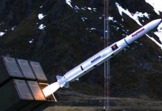 Выполнены испытания зенитной управляемой ракеты ESSM среднего радиуса действия комплекса ПВО NASAMS