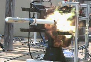 Компания Lockheed Martin выполнила два летных испытания управляемой ракеты DAGR®.
