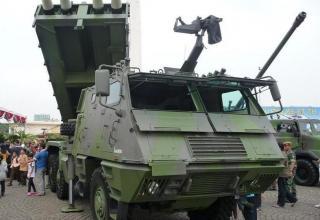 Индонезия получает РСЗО ASTROS II