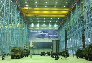 Концерн ПВО 'Алмаз-Антей' впервые показал ЗРК 'Витязь'