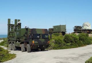 Успешные испытания зенитного комплекса IRIS-T SLM