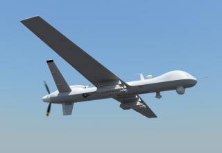 Испытание ракеты  Brimstone с борта БПЛА MQ-9 Reaper