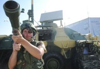 ПЗРК 'Верба' поступили в Восточный военный округ
