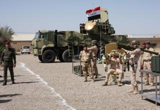 Россия поставила Ираку зенитные комплексы 'Панцирь-С1', 'Игла-С' и 'Джигит'