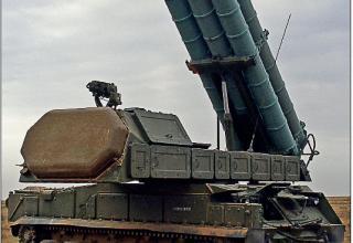 Дальность стрельбы ЗРК 'Бук-М3' достигла 70 км