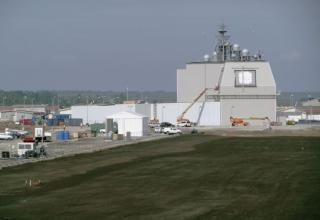 Начаты испытания первого объекта противоракетной обороны в Румынии