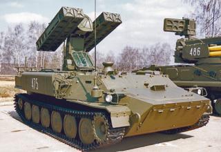 На вооружение мотострелковой бригады ЗВО поступили ЗРК «Стрела-10МН»