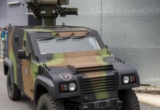 MBDA приступила к серийному производству нового ПТРК MMP