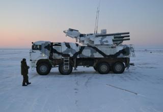 """К концу 2016 года на вооружение поступят первые образцы ЗРК """"Панцирь-СА"""""""