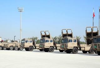 Бахрейн получил китайские реактивные системы залпового огня SR5