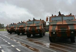 Сухопутные войска Бразилии получили очередную партию новых РСЗО ASTROS-2 Mk.6