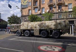 """Армения прокомментировала появление у нее комплексов """"Искандер"""""""