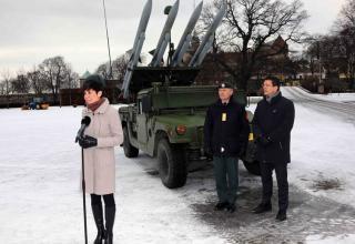 Начало работ по новой мобильной системе ПВО  для вооруженных сил Норвегии