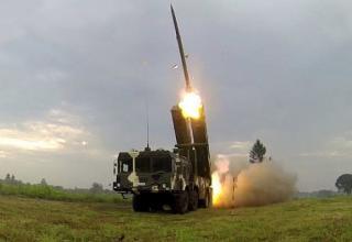 """РСЗО """"Полонез"""", оснащенная новыми ракетами, поступит на войсковые испытания в 2017г."""