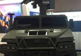 MBDA представило новую систему ПВО малой дальности Mistral ATLAS-RC