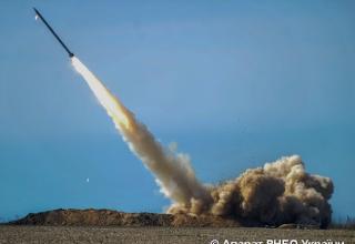 Турчинов сообщил о начале государственных испытаний ракетного комплекса «Ольха»