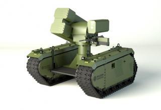 MBDA заключило соглашение с компанией Milrem Robotics о разработке безэкипажной  противотанковой системы с  модулем MBDA IMPACT