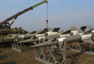 Контрольные летные испытания зенитных управляемых ракет ЗРК С-300В1 и С-125М1 на полигоне «Ягорлык»