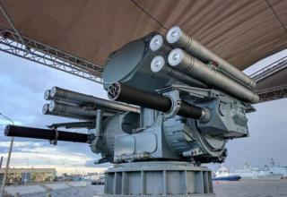 """Российский морской зенитный комплекс """"Панцирь-МЕ"""" будет впервые представлен на оружейной выставке в ОАЭ"""