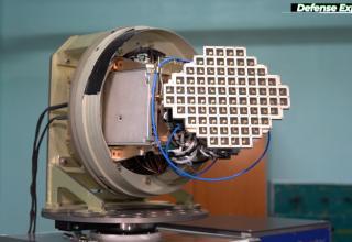"""КБ """"Луч"""" впервые продемонстрировало головку самонаведения ПКР Р-360 комплекса """"Нептун"""""""