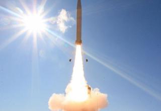 Летные испытания тактической гиперзвуковой ракеты PrSM