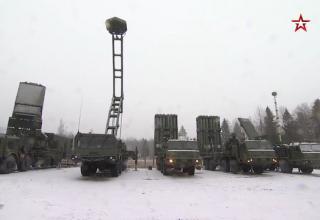 Первый полк ВКС России  перевооружат на С-350 «Витязь» в 2021 году
