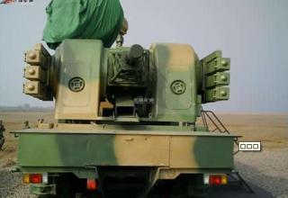 Китай принял на вооружение собственный «Панцирь» на шасси МАЗ