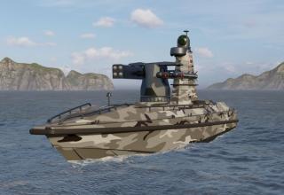 Турецкая сторона проводит работы по созданию безэкипажных морских платформ для вооружения УР и ПКР