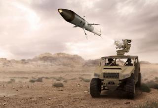 Выполнены испытания по проверке концепции наземного применения ракет для изделия APKWS II