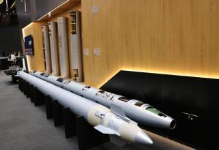 «СПЛАВ» презентовал снаряд для реактивной системы залпового огня «Торнадо-С» на форуме «Армия-2020»