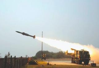 ВВС Индии получат дополнительное количество ЗРК Akash