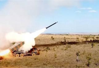 Выполнено первое стрельбовое испытание нового модернизированного РС SS-60 РСЗО ASTROS II